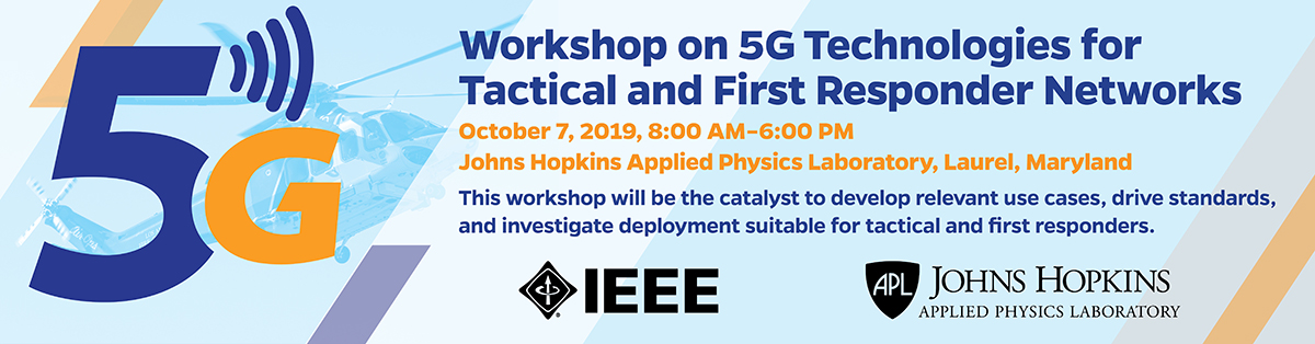 2nd Workshop on 5G Technologies for Tactical and First Responder Networks