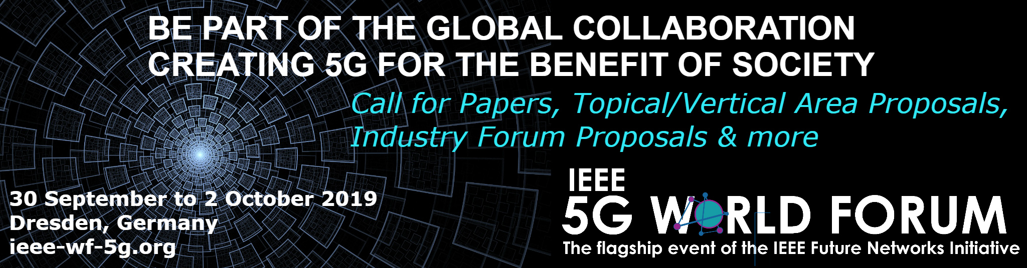 IEEE World Forum - Call for Papers, Demos, Vert/Top and more