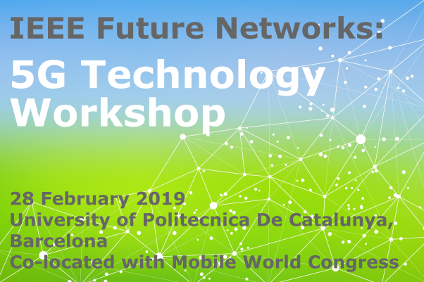 Carte Icom Barcelone.5g Technology Workshop During Mobile World Congress In Barcelona