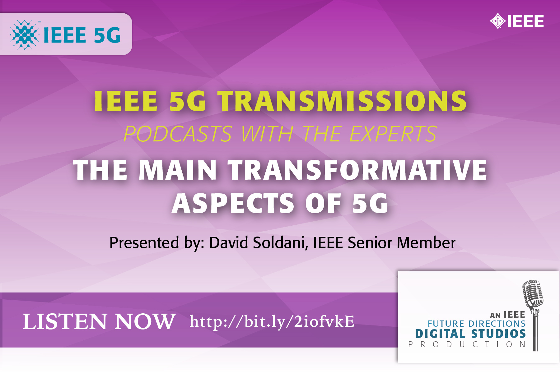 Transformative 5g ieee 5g for Ieee definition