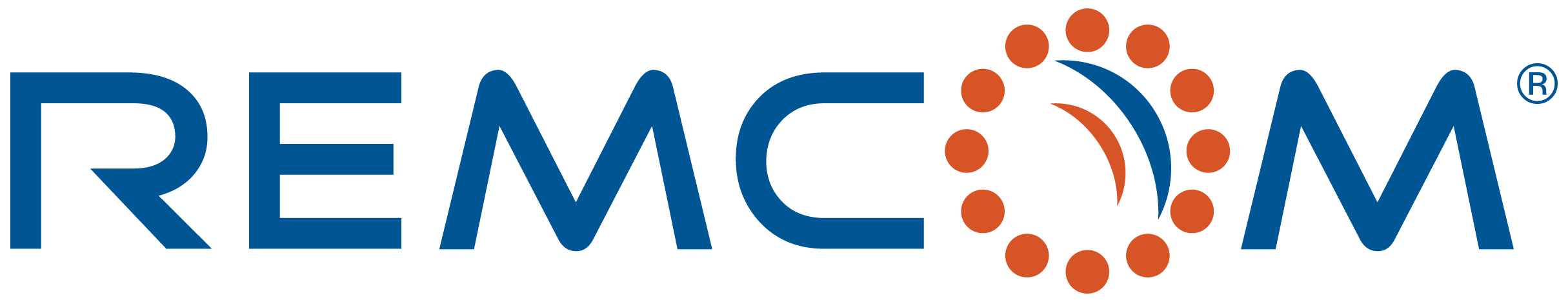 Remcom Logo transparent