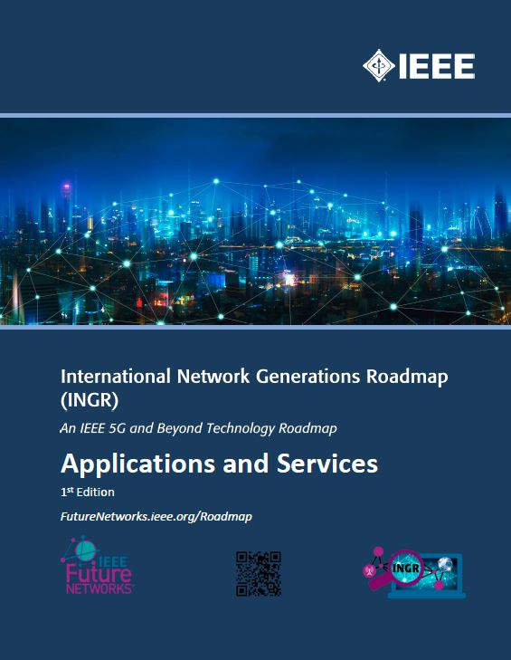 Applications and Services Cover Image
