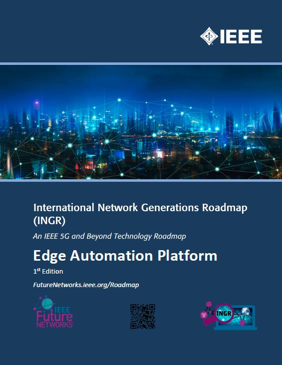 Edge Automation Platform Cover Image